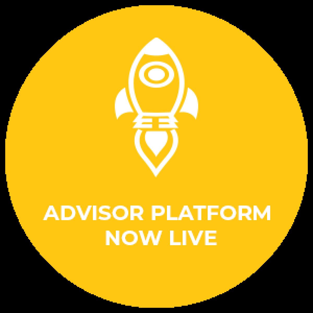 Advisor Platform now live
